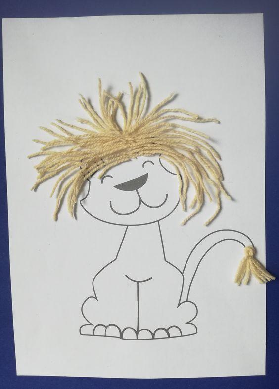 kreatív sablonok gyerekeknek
