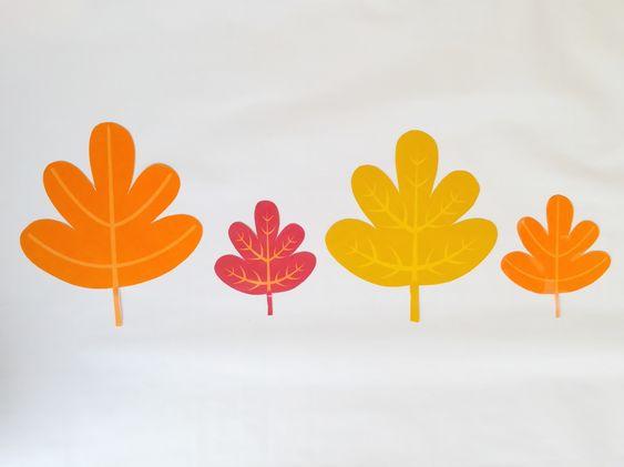 Letölthető őszi falevelek