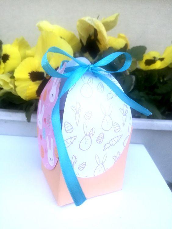 nyomtatható húsvéti doboz sablon